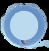 Weather balloon icon