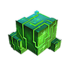 Ion Cube Icon