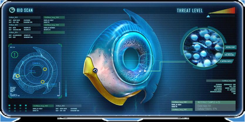 Titan Holefish Ency