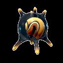 Yellow Trivalve Egg Icon