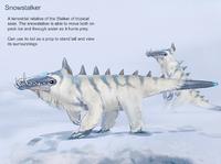 Snow Stalker 1