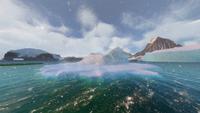 Iceberg Header