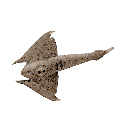 Cooked Arrow Ray Icon