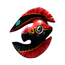 Feather Fish (Red) Icon