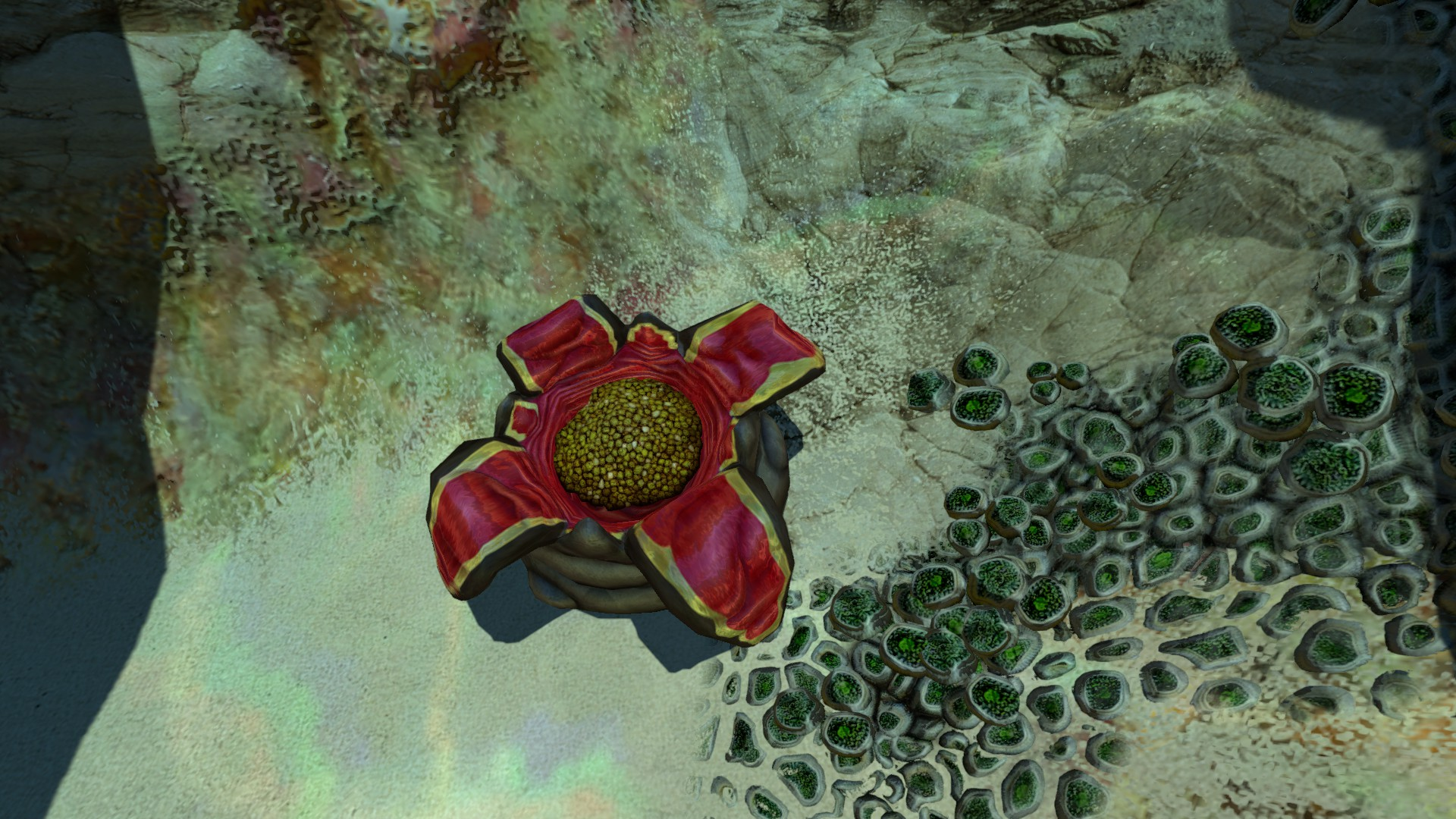 Cave Sulfur | Subnautica Wiki | FANDOM powered by Wikia