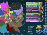 Carte du Cratère