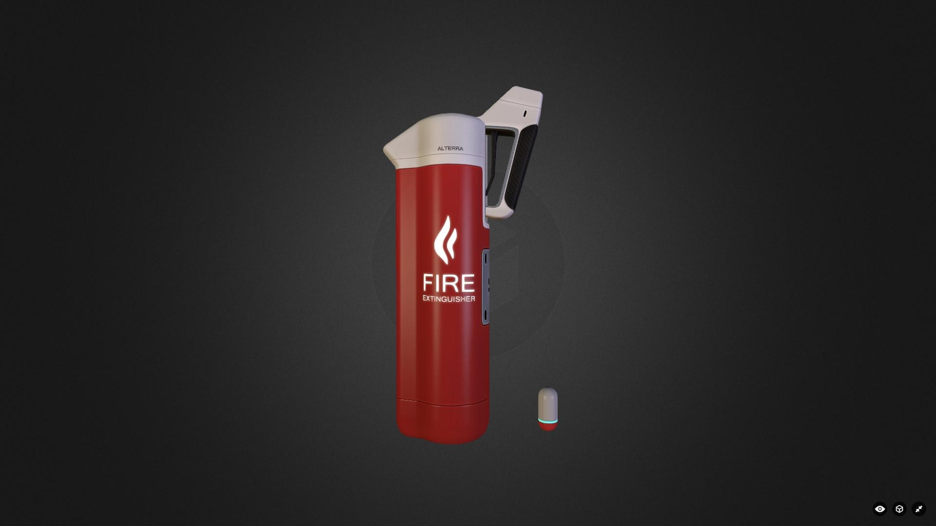 Fire Extinguisher Model