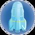 Vehicle Upgrade Console Menu Rocket