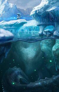 Arctic Concept Art