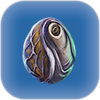 Bone Shark Egg Icon