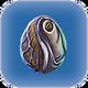 Knochenhai-Ei