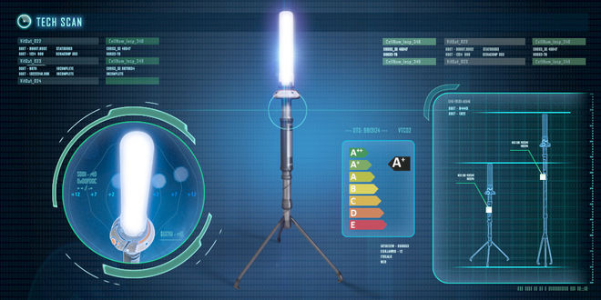 Fox3d-entertainment-ledlight