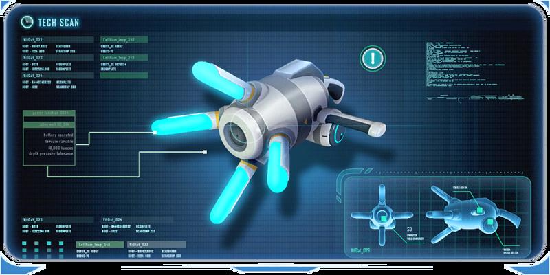 Propulsion Cannon Data Bank Image