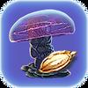 Спора медузного гриба