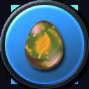 Grassy Plateaus Egg