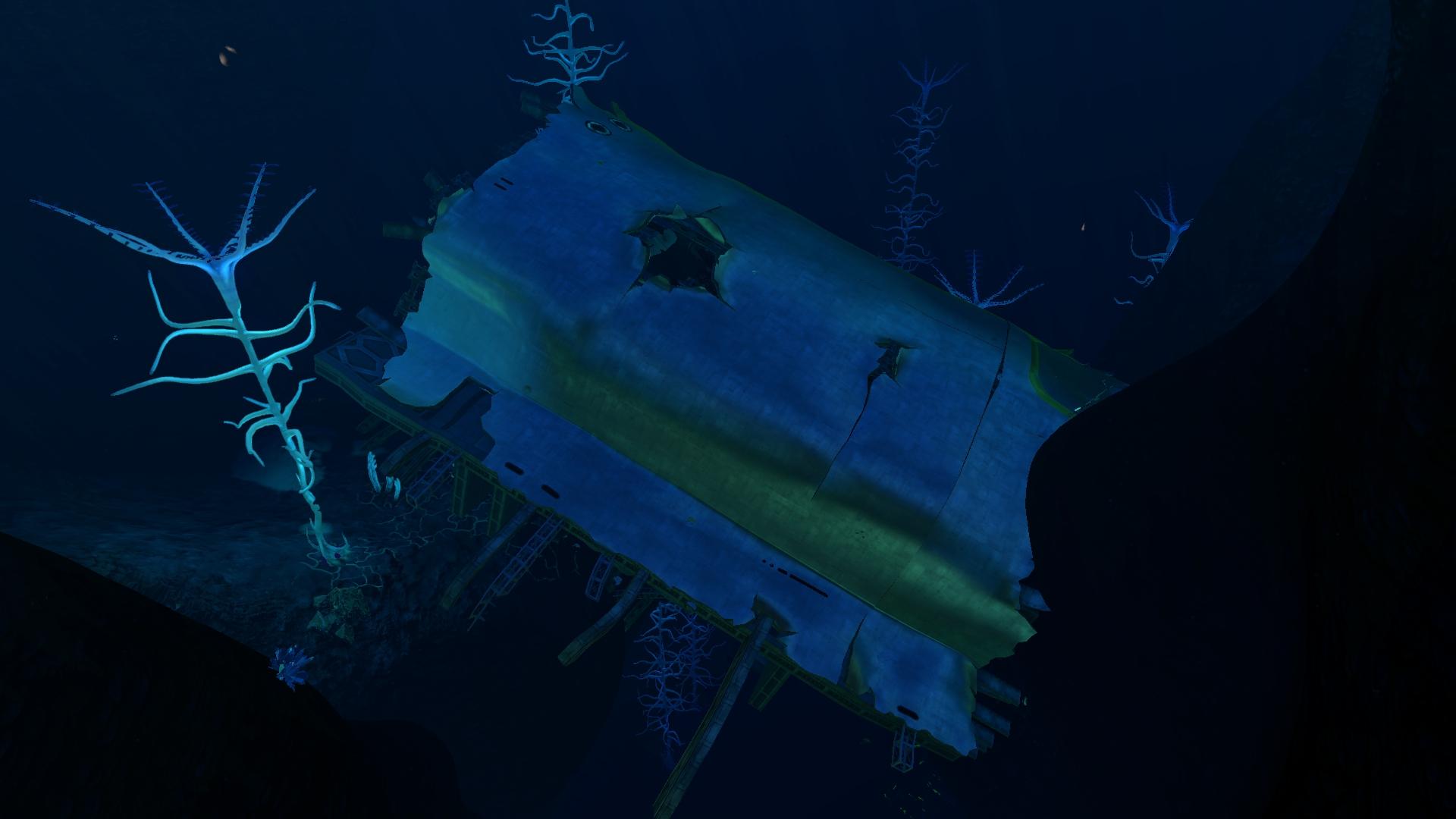Wrecks Subnautica Wiki