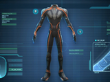 Reinforced Dive Suit