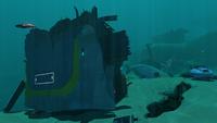 SR Wreckage