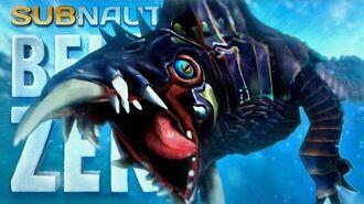 The Cryptosuchus Is Leviathan Nightmare Fuel - Subnautica Below Zero - Below Zero Updates - Gameplay