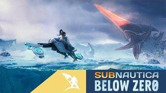 Subnautica Below Zero Early Access Trailer