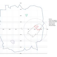 Igual como el primer mapa, pero ahora con más bordes-guías para aumentar la precisión.