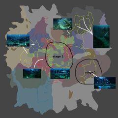 Mapa inicial del <a href=