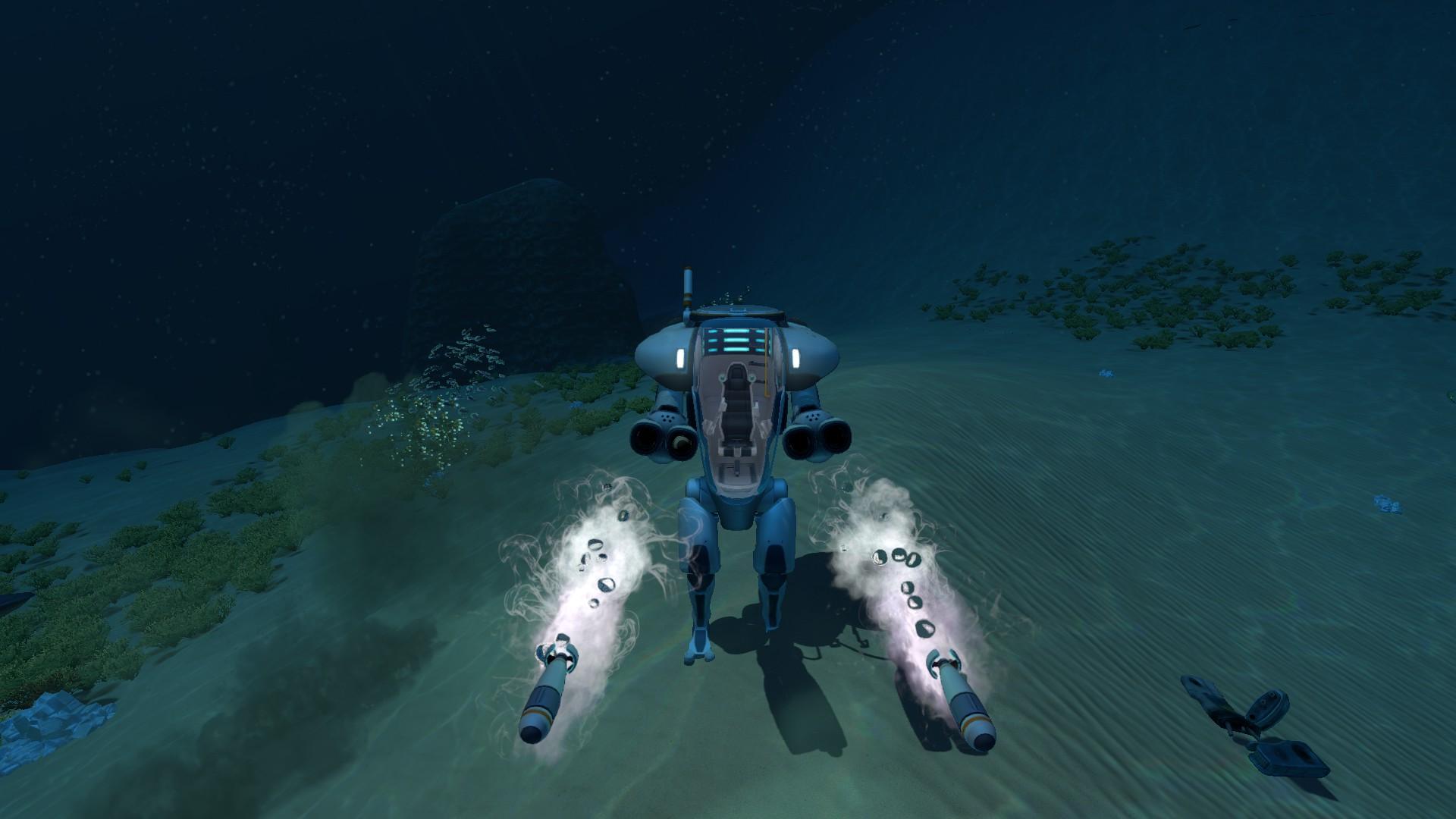 Prawn Suit Torpedo Arm | Subnautica Wiki | FANDOM powered by