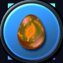Lava Zone Egg