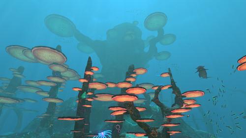 Subnautica Karte.Subnautica Interactive Map Mushroom Forest