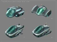 Seamoth Variants 04