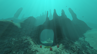Sparse Reef Biome