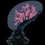 Membrain Tree Flora