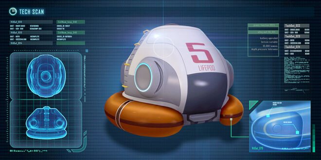 Fox3d-entertainment-lifepod