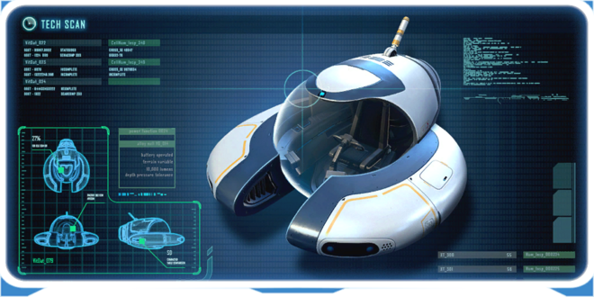 Seamoth Data Bank Image