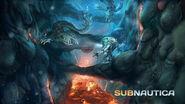 Lava Zone Concept Art