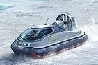 Транспорт на воздушной подушке below zero