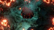 Lava Geyser Boden
