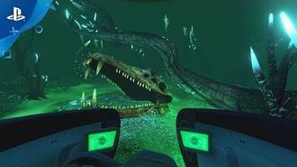 Subnautica – Announce Trailer PS4