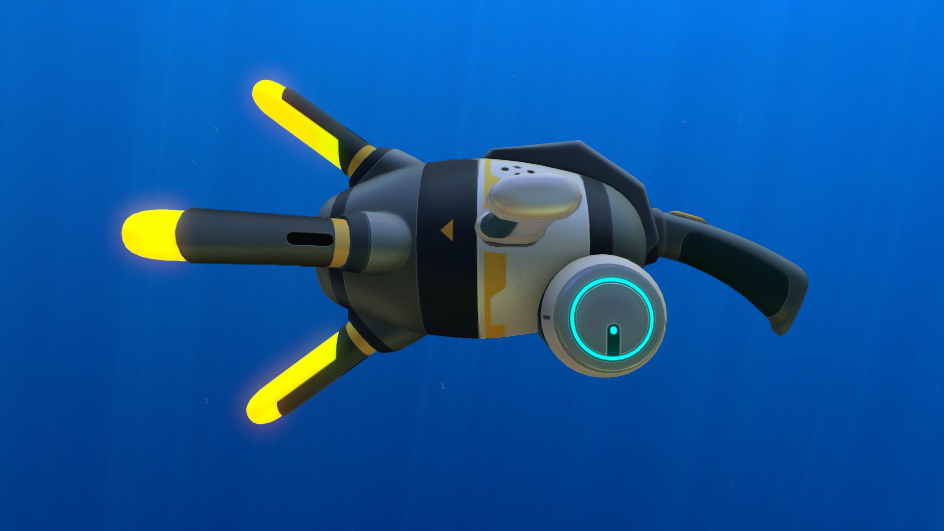 Repulsion Cannon Subnautica Wiki Fandom Powered By Wikia Starbound Wiring Doors