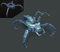 PrecursorCrawler Concept
