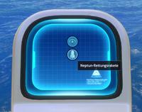 Neptun-Rakete-Bauen-Fahrzeugstation