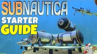 SUBNAUTICA STARTER GUIDE - BUILD A BASE SUPER FAST - FULL GAME XB1 PC-0