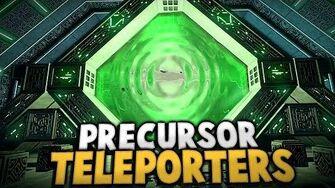 Subnautica - PRECURSOR TELEPORTERS & GUN UPDATE - Subnautica Early Access Gameplay-0