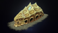 Ancien Squelette Sketchfab1