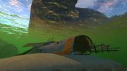 Crash Zone Small Wreck 1