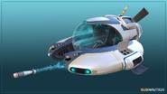 Concept-Art Seamoth Upgrade 2