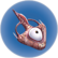 Spadefish asséché
