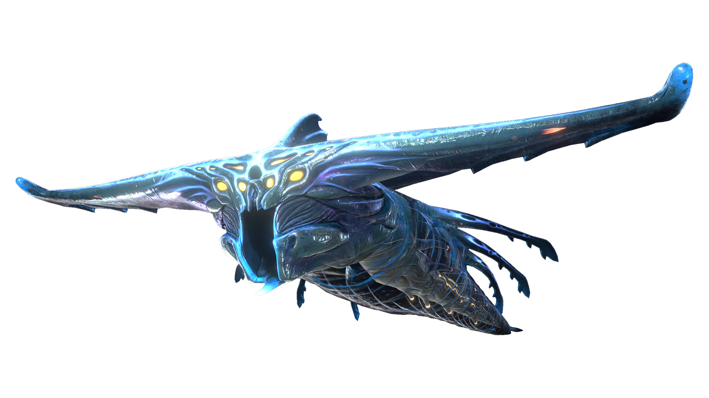 Ghost Leviathan | Subnautica Wiki | FANDOM powered by Wikia