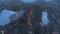 Fox3D Subnautica Lava Zone Landscape Concept