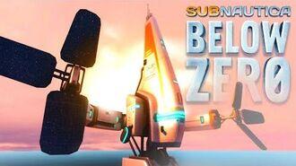 The Vesper Space Station Has Arrived! - Subnautica Below Zero - Major Below Zero Updates! - Gameplay